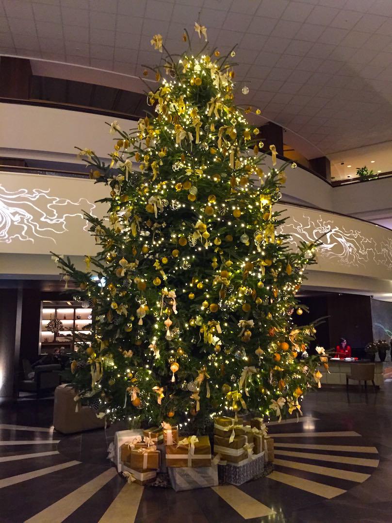 Christbaumdeko München Hotel Agentur