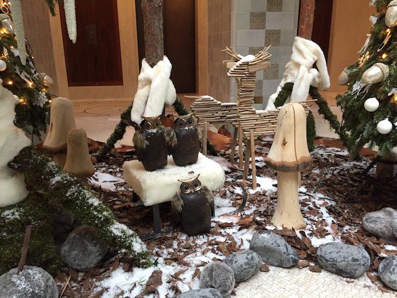 Restaurant Dekoration Weihnachten Agentur Muenchen