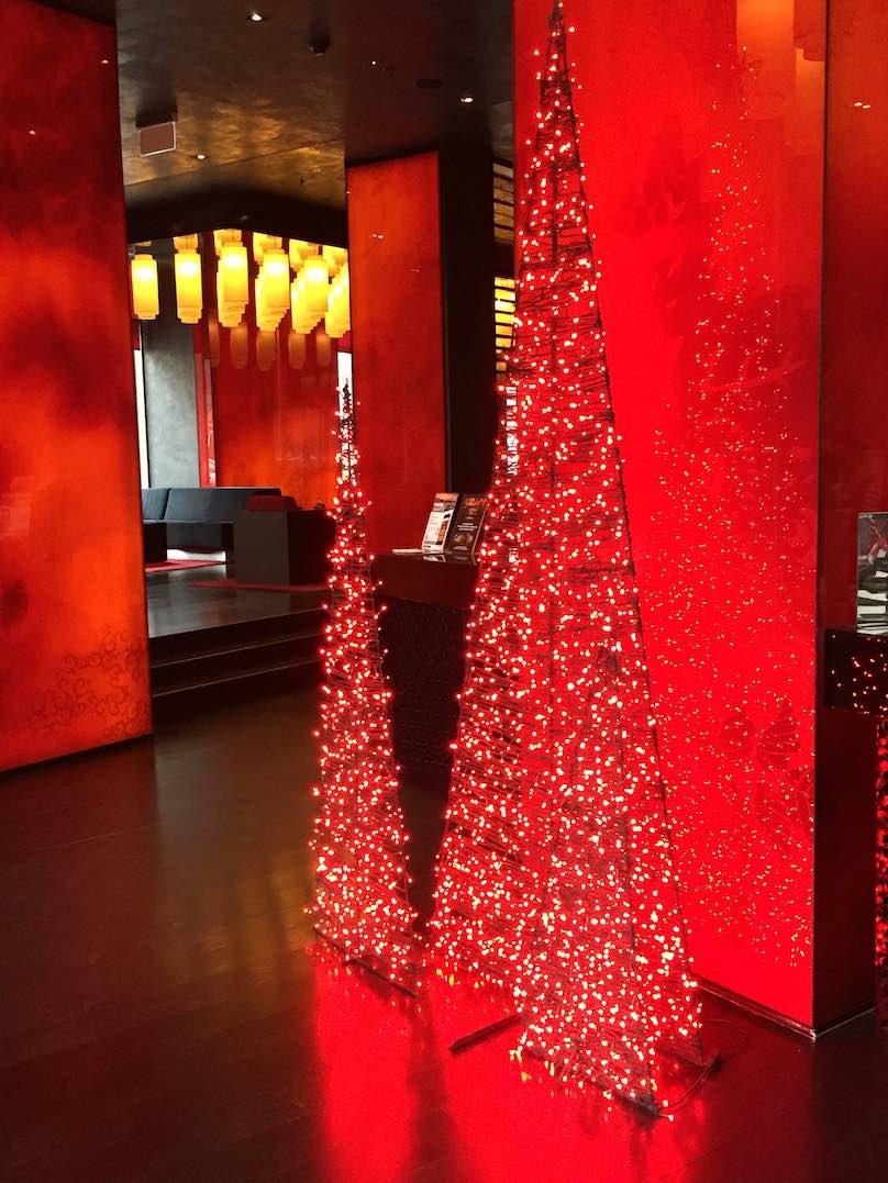Weihnachtsdeko Restaurant München Agentur Anzer Christoph