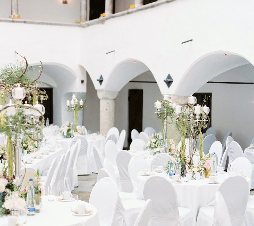 Schlosshochzeit Weddingplaner Bayern 3