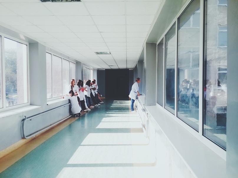 Arztpraxis-dekoration