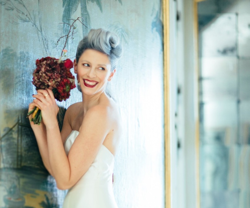 Urbane Glamour Hochzeit