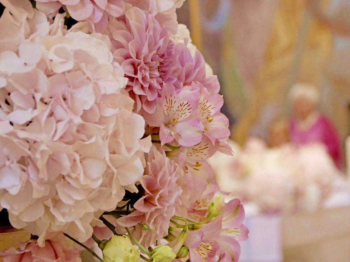 Hochzeitsblumen München 1