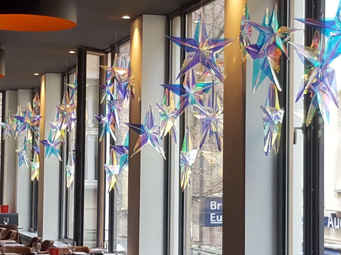Weihnachtsdeko Restaurant München