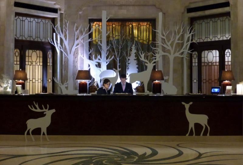 Dekoration Hotel München