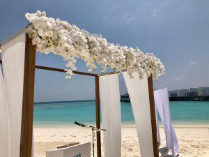 Trauung Malediven mit Hochzeitsplaner