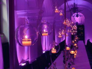 Dekoration Blickfang Influencer Veranstaltung