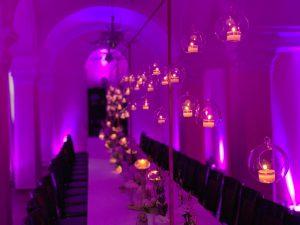 Lichtdekoration Event München