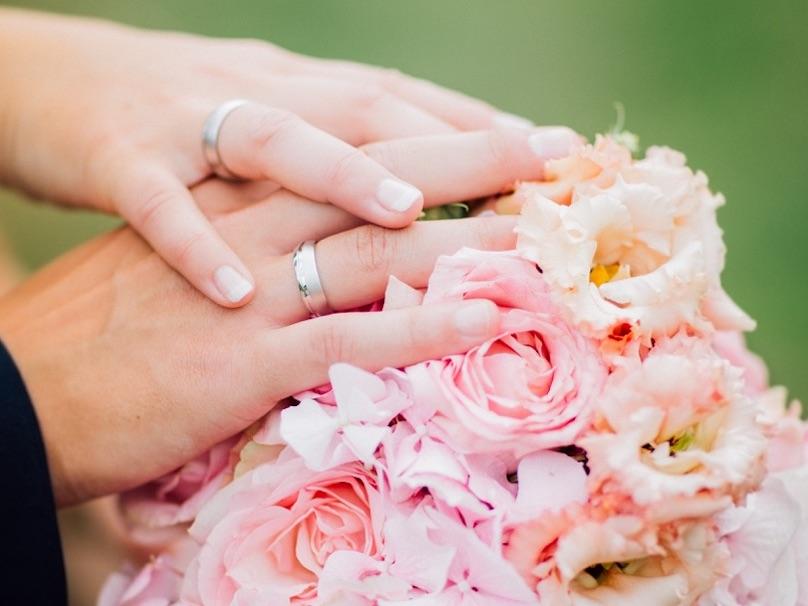 Heiratsantrag Ringe