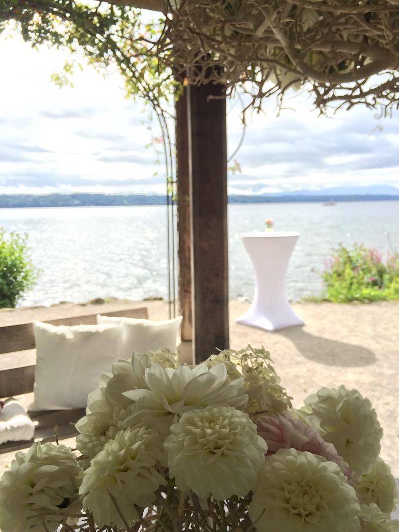 Partydeko Ammersee Starnberger See
