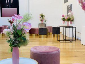 Event-Dekoration Produkteinführung