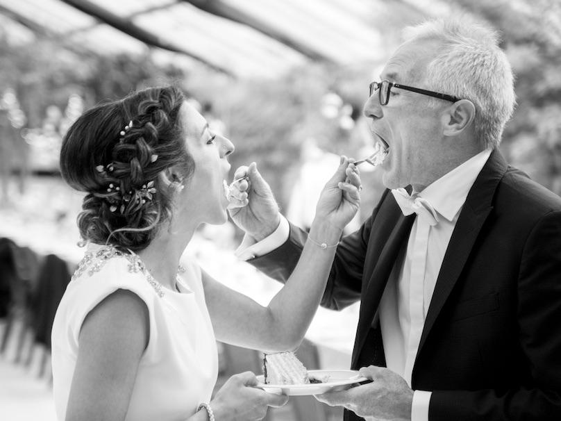 Hochzeitstorte vom Weddinplaner München