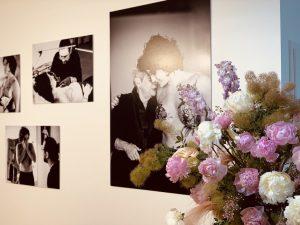 Produkt Dekoration Foto und Blumen