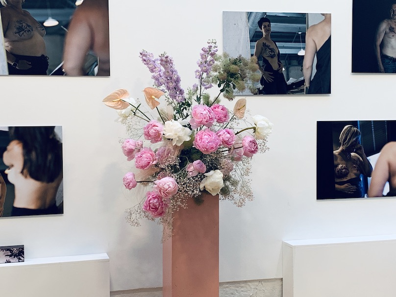 Produktpräsentation Blumendeko
