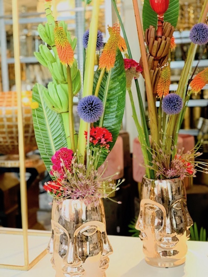 Sommer Event Deko Blumenarrangement
