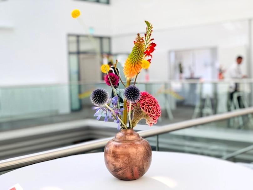 Sommer Event Dekoration Vase
