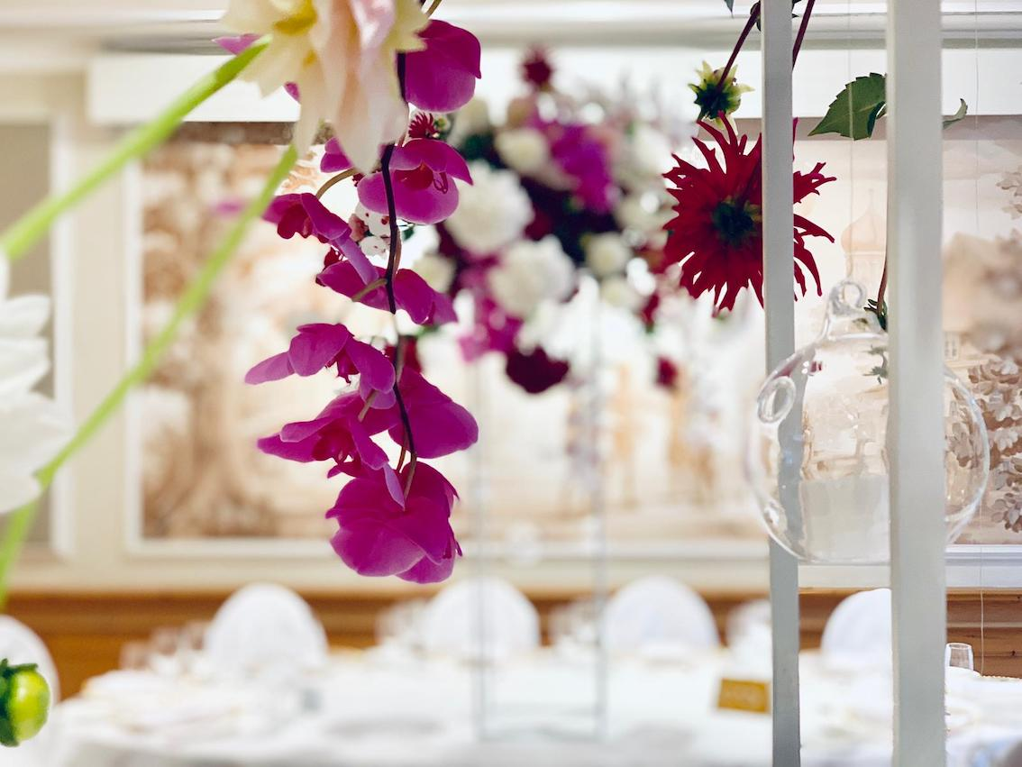 Hochzeitsforistik Trend Orchideen