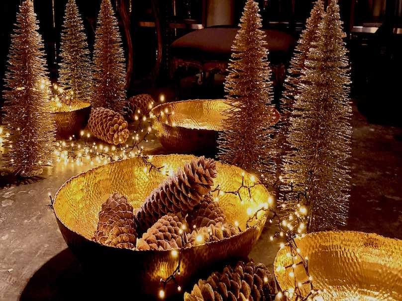 Deko Weihnachten Tannenzapfen
