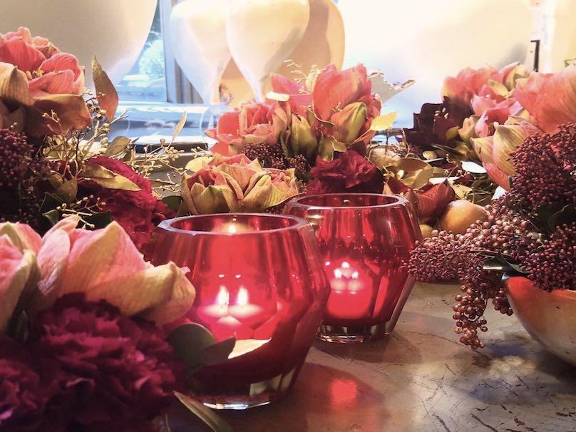 Deko Weihnachten Tisch