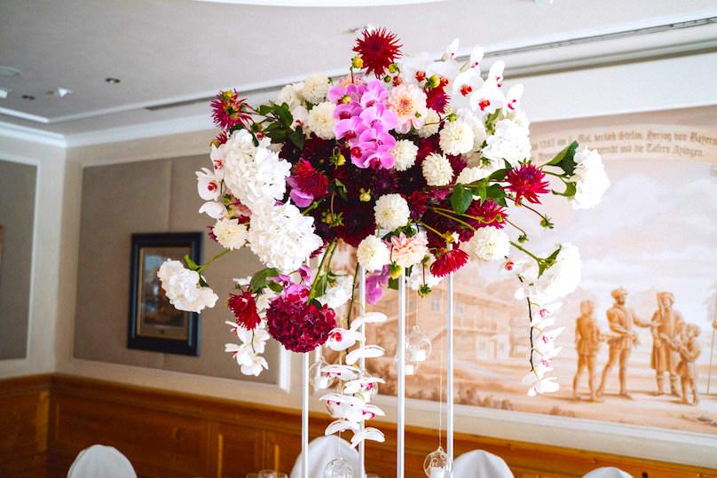 Hochzeitsblume Orchidee