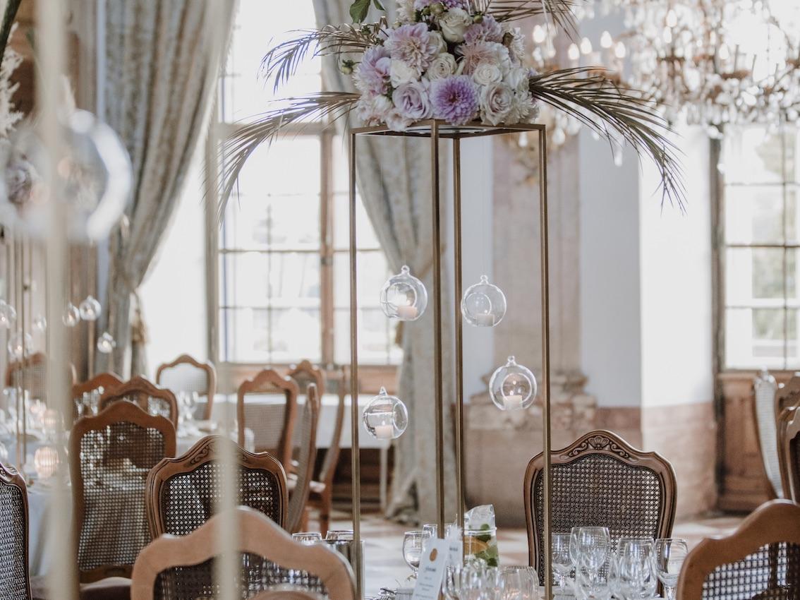 Hochzeitstrend 2020 Kerzen