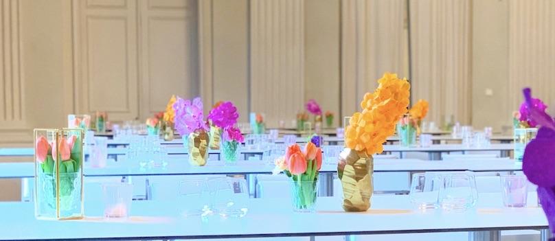 Tischdeko Blumendeko Veranstaltung München