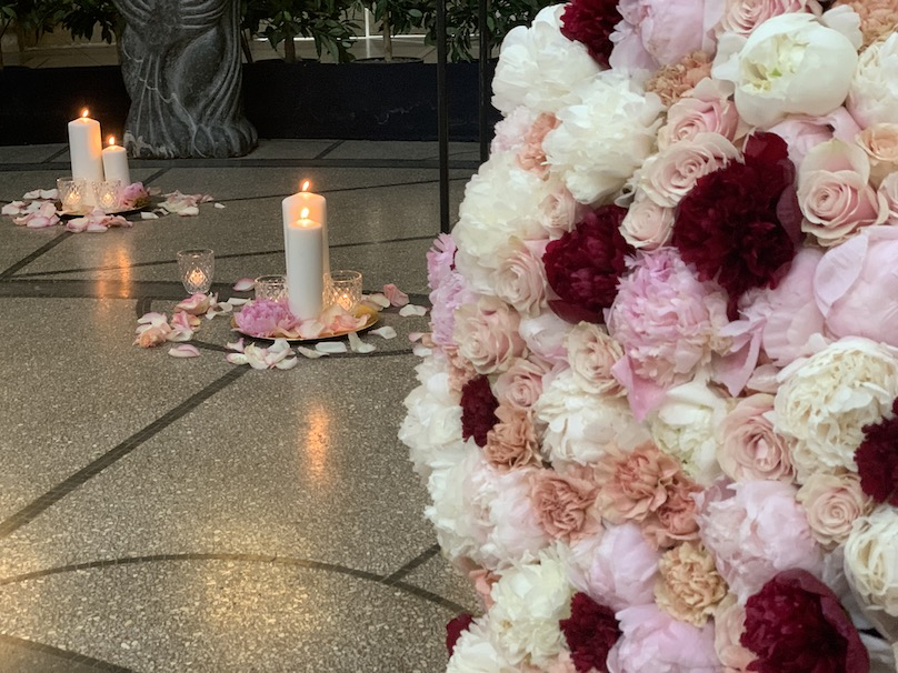 Blumengesteck Beerdigung von Blumenwerkstatt Anzer