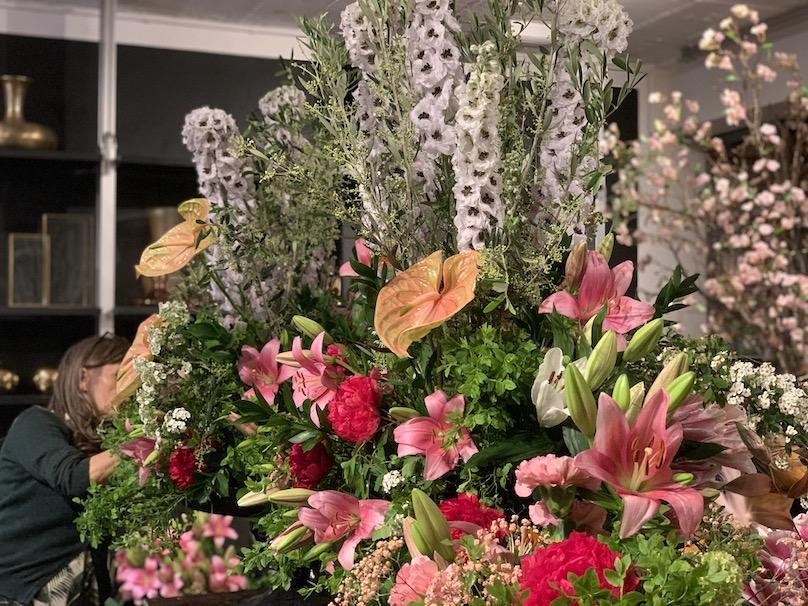 Blumenstrauß Beerdigung München