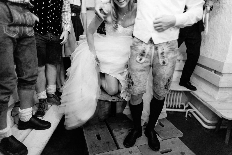 Hochzeitsbrauch Bayern