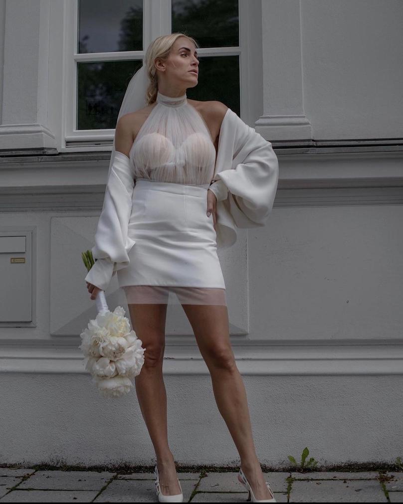 Sequinsophia Hochzeit