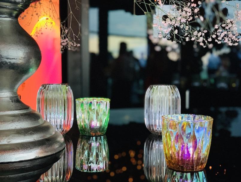 Veranstaltungsdeko Tisch München Firmenfeier